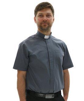 Clerical shirt KK-S
