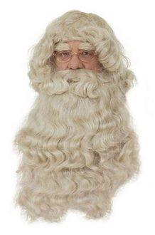 Wig with a beard of Santa Claus PER2