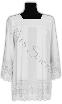Cotta with lace K11-B