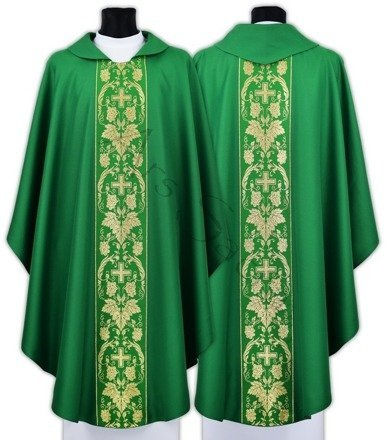Gothic Chasuble 001-Z