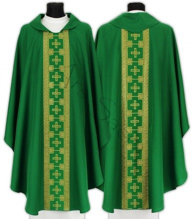 Gothic Chasuble 017-Z