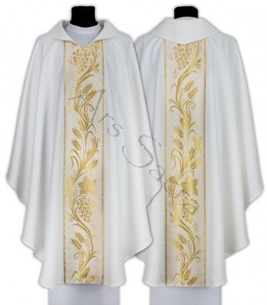 Gothic Chasuble 043-B