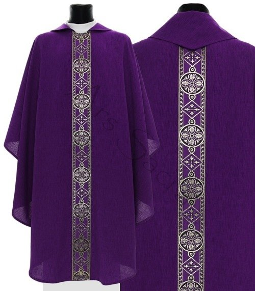 Gothic Chasuble 113-F27