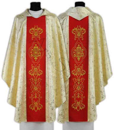 Gothic Chasuble 528-KC14
