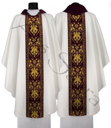 Gothic Chasuble 557-AKC