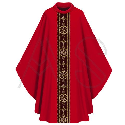 Gothic Chasuble 579-ACg