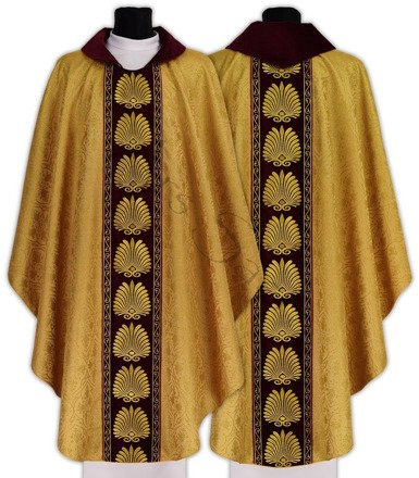 Gothic Chasuble 584-AGC16