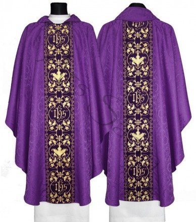 Gothic Chasuble 603-AF25