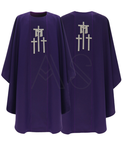Gothic Chasuble G438-F