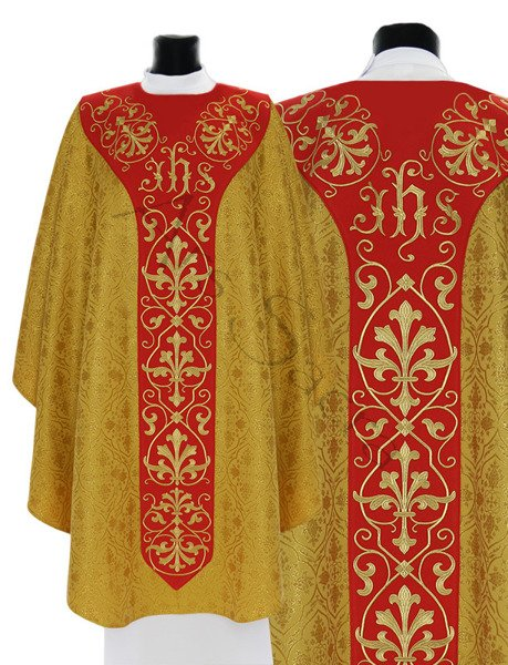 Gothic Chasuble G756-GC16