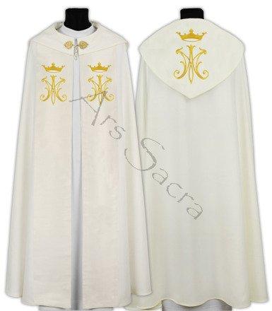 Marian Gothic Cope K600-K