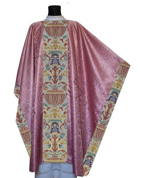 Monastic Chasuble MX115-R25