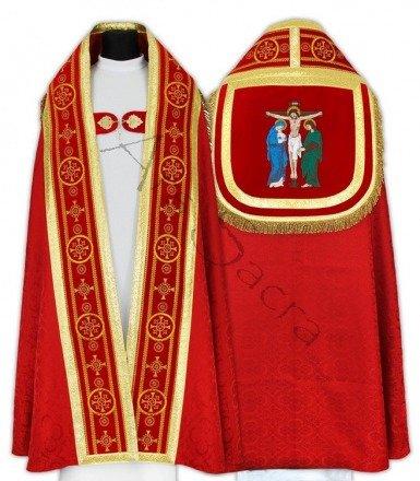 """Roamn Cope """"Crucifixion"""" KT579-AF25h6"""