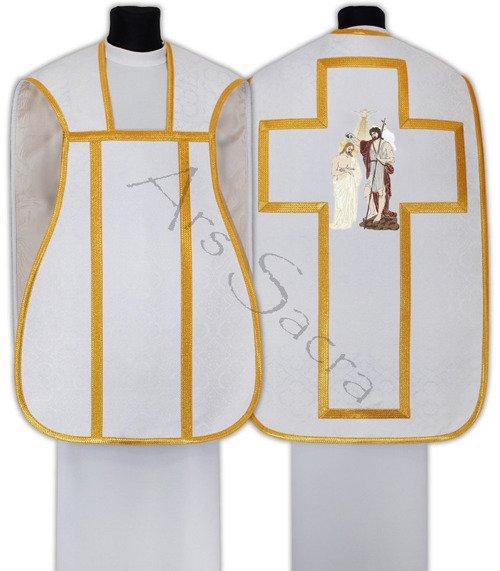 "Roman chasuble ""John the Baptist"" RH404-B25"