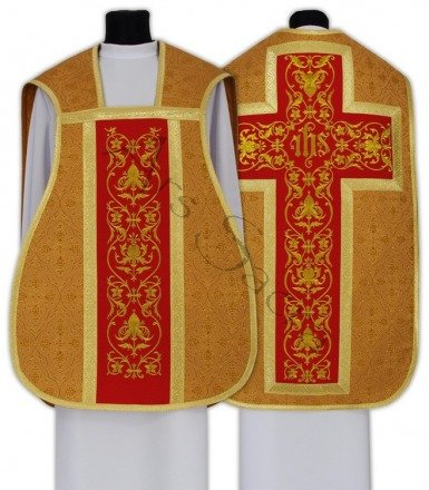 Roman chasuble R518-GC16