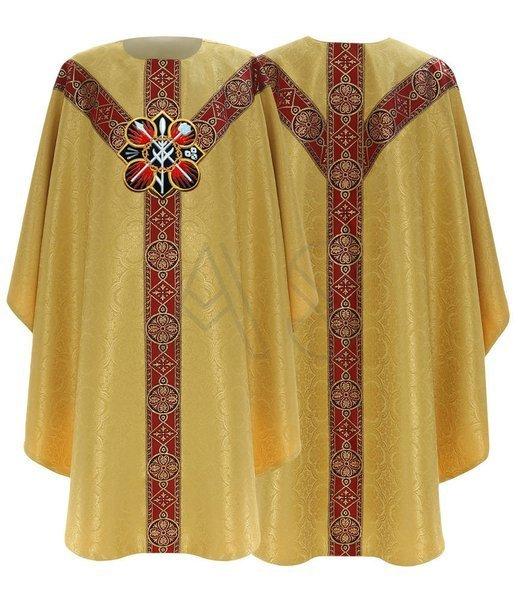 Semi Gothic Chasuble GY216-GC25