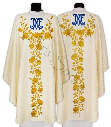 Semi Gothic Chasuble GY662-K25