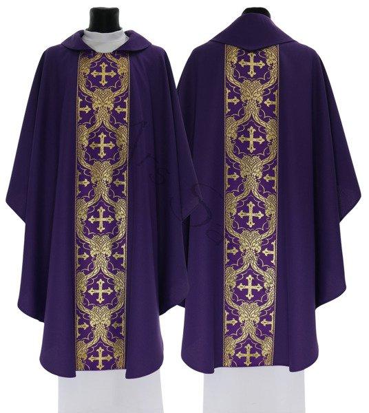 Chasuble gothique 048-F