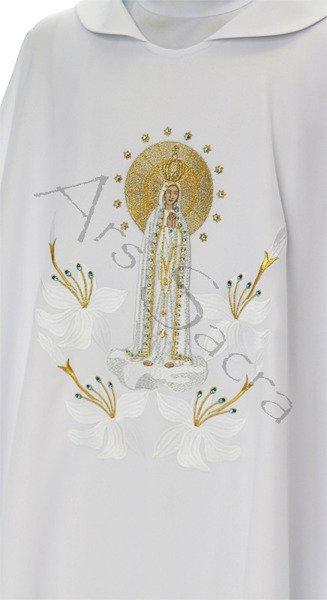 """Casulla gótica """"Nuestra Señora de Fátima"""" 727-B"""