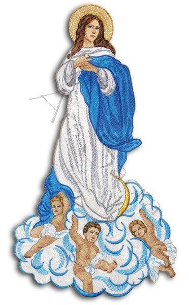 """Emblema """"Nuestra Señora de la Asunción"""" AP-3"""