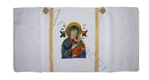 """Velo humeral """"Nuestra Señora del Perpetuo Socorro"""" Wh21-B25"""