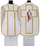 """Casulla romana """"Saint Joseph"""" RH658-B25"""